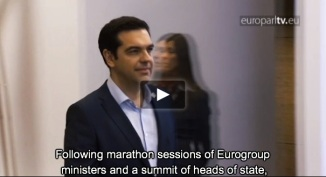 Greece debt deal: MEPs' reactions